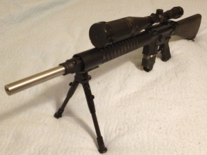 Precision Rifle 2